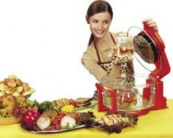 Аэрогриль - надежный помощник на кухне