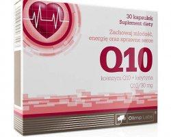 Коэнзим Q10: энергетик для клеток