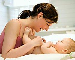 Воспитание и развитие ребенка первого года жизни