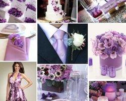 Выбираем цвет для свадьбы: модные советы