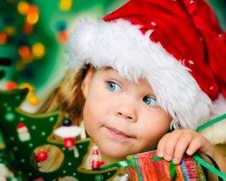 Новогодние праздники для маленьких детей