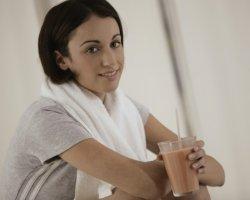 Похудение с протеином: польза белка