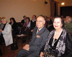 Неразлучные Тамилла Агамирова и Николай Сличенко