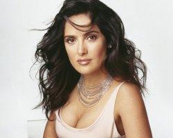Знаменитая актриса Сальма Хайек