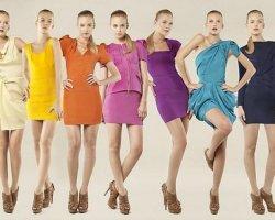 Цвет одежды расскажет о нас все