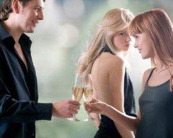 Типы женщин по отношению ревности