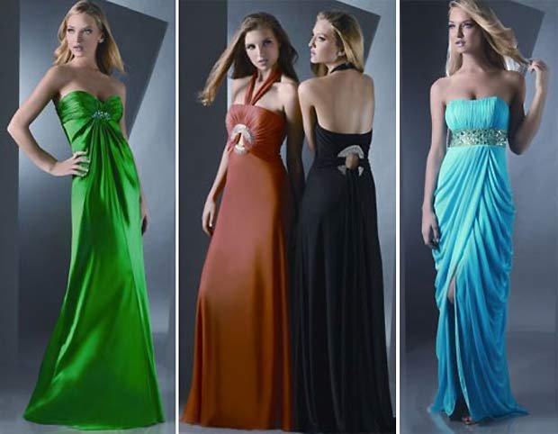 99024fd55f7 Модные длинные платья на выпускной 2016