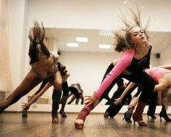 Разные направления танцевальных занятий