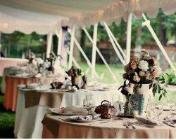 Свадьба в стиле шебби-шик: очарование старины