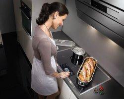 Индукционная плита – современный девайс на кухне для женщины