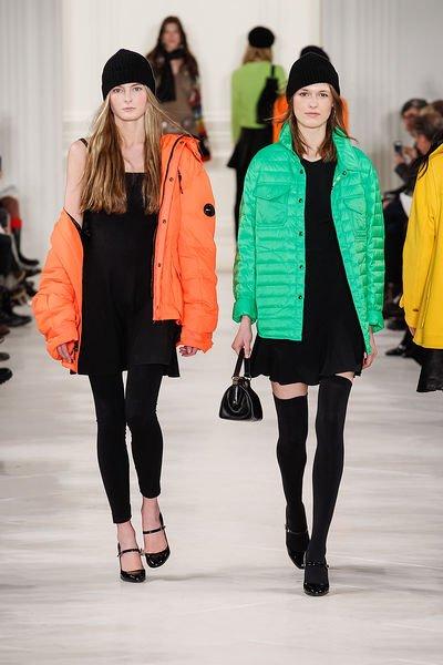 Модные цвета пуховиков в сезоне Осень-Зима 2015–2016 b26a2f60cc1f7