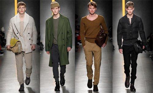 Модная мужская одежда Осень-Зима 2016-2017  актуальные цвета и принты 92ba7802570
