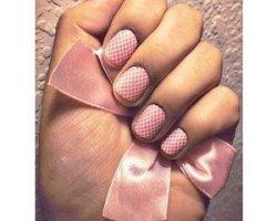 Маникюр на коротких ногтях – удачная альтернатива наращиванию