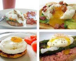 Как варить яйца в микроволновке?