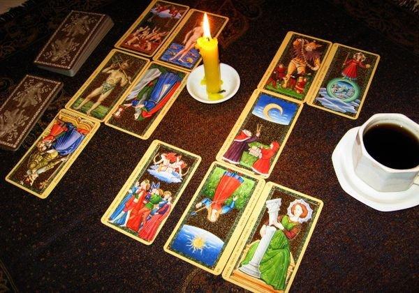 играть таро как карты