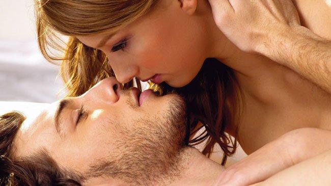 Поцелуй и секс во сне