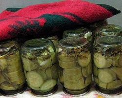 Как готовить кабачки на зиму