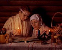 Гадания на Святки: способы гаданий на святки, как правильно гадать