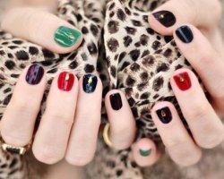 Новогодний маникюр: самый модный дизайн ногтей к Новому году 2016