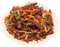 Как приготовить кисло-сладкое мясо по-китайски, рецепт на Новый год с фото