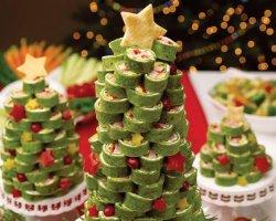 Интересные новогодние рецепты 2015 с фото