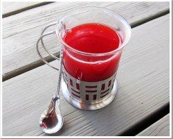 Кисель из замороженных ягод, рецепт вкусного киселя