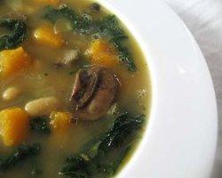 Как приготовить суп из замороженных грибов лисичек, рецепт с фото