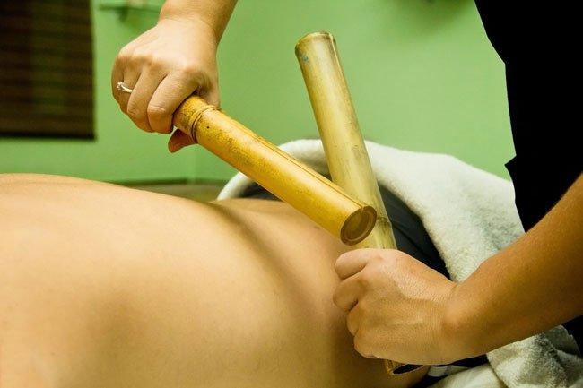 Бамбуковый массаж: особенности, приёмы, показания, эффект. Креольский бамбуковый массаж