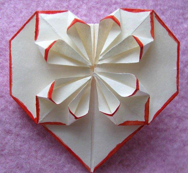 Какие оригами можно сделать из бумаги 577