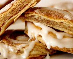 Слоеные булочки с корицей, французский рецепт с фото