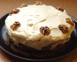 Лучшие рецепты на Новый год: торт с грецким орехом для новогоднего стола