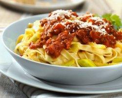 Спагетти без соуса, все равно, что колбаса без мяса