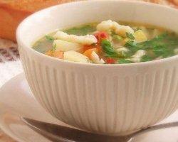 Рецепт супа с клецками – если надоел обыденный борщ или суп