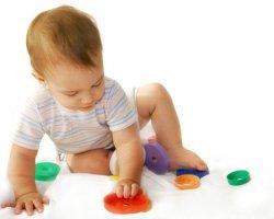 Развитие и режим дня ребенка в 8 месяцев