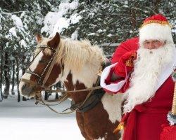 Где живёт настоящий Дед Мороз