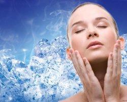 Криомассаж: красота от снежной королевы