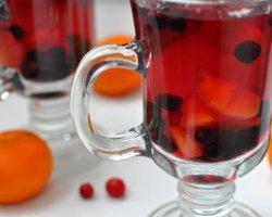 Компот из замороженных ягод: рецепт приготовления