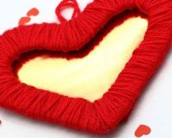 Как сделать объемную валентинку на 14 февраля своими руками