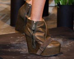Дерзко и стильно: женская обувь в стиле гранж от Эконика