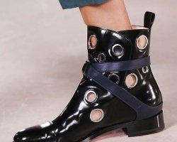 Модные женские ботинки, Весна 2016 - фото лучших моделей