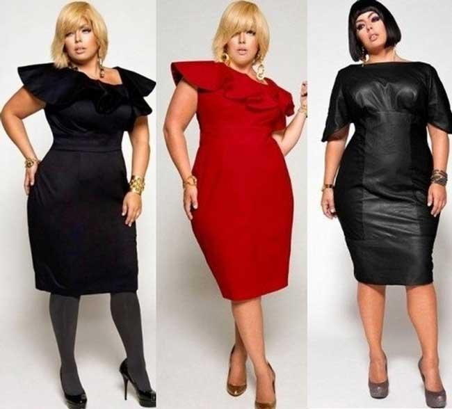 96d5969d1b48f9a Повседневная одежда для женщин с особой фигурой – советы по выбору ...