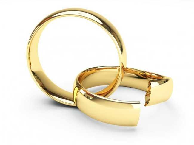 Во сне видеть обручальное кольцо сломанное пополам фото