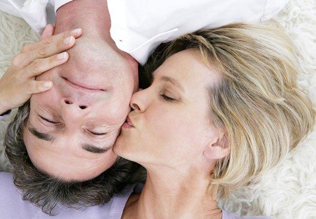 Сонник поцелуй в щеку форум