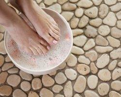 Самые хорошие ванночки для ног