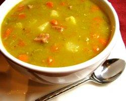 Готовим вкусный суп из тушенки