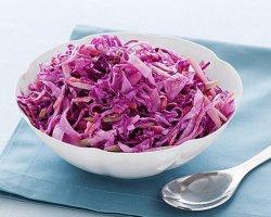 Салат из красной капусты: такой вкусной диета еще не была