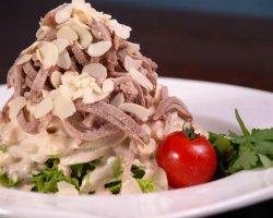 Как правильно и вкусно приготовить салат с сердцем