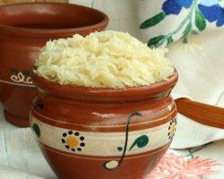 Простые рецепты квашеной капусты