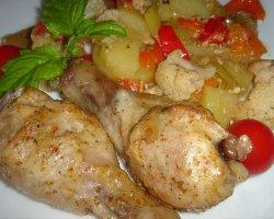 Рецепты вкусной и сочной курицы в рукаве