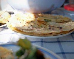 Рецепты вкусных лепешек на сковороде